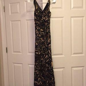 GAP Dresses - Gap Maternity Banana Leaf Print Dress Size 2